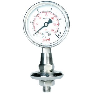 CDS Diaphragm Sealed Type Pressure Gauges