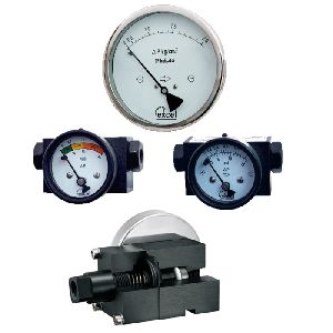 DP2 Differential Pressure Gauges