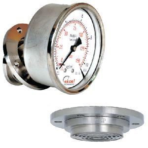 DSP Diaphragm Sealed Type Pressure Gauges