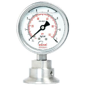 DSTC Diaphragm Sealed Type Pressure Gauges