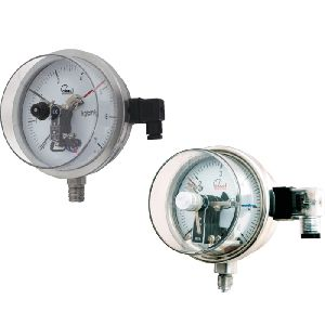 EC Electric Contact Type Pressure Gauges