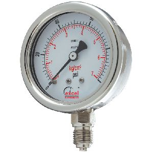 EGT Bourdon Type Pressure Gauges