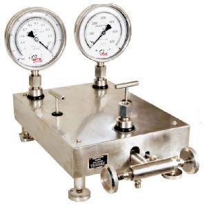 Pneumatic Pressure Tester