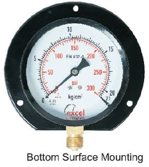 UT Bourdon Type Pressure Gauges