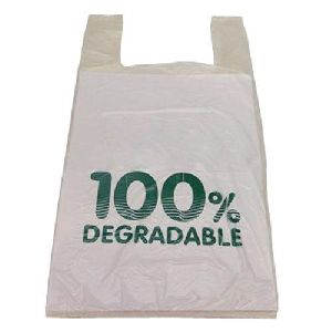 Biodegradable U Cut Bags