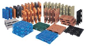 Plastic Industrial Pallets
