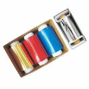 Colorful disposable hairdressing aluminium foil