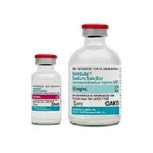 Nembutal Pentobarbital Sodium Injection