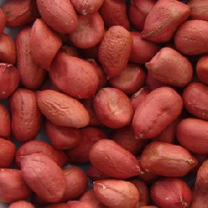 red peanuts
