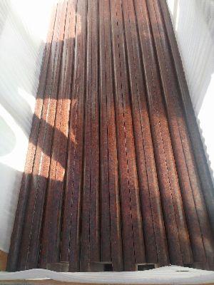 Imperial Red Granite Steps