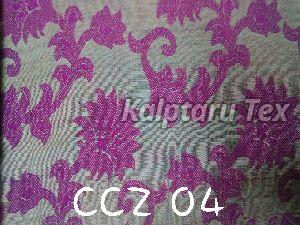 CCZ  04 Chanderi Jacquard Fabric