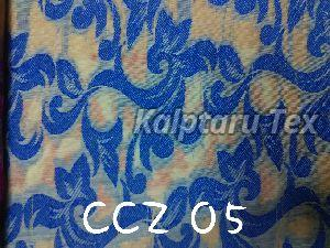 CCZ 05 Chanderi Jacquard Fabric