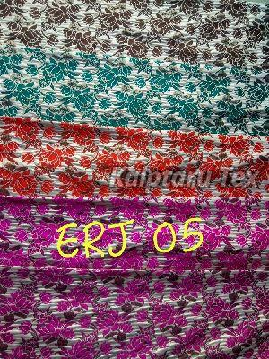 ERJ 05 Electronic Jacquard Fabric