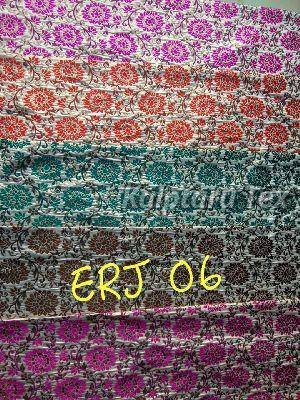 ERJ 06 Electronic Jacquard Fabric