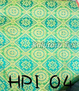 HPI 04 Ikkat 3D Jacquard Fabric