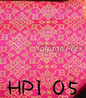 HPI 05 Ikkat 3D Jacquard Fabric
