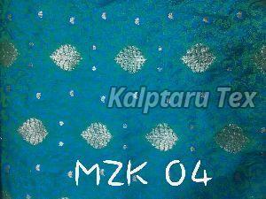 MZK 04 Makhmali Jacquard Fabric