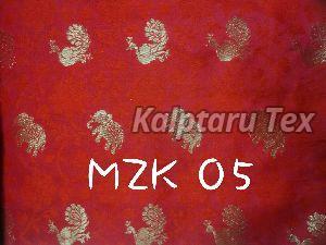 MZK 05 Makhmali Jacquard Fabric