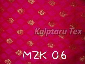 MZK 06 Makhmali Jacquard Fabric
