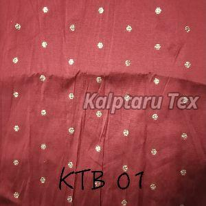 Taffeta Butti Fabric