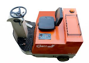 Battery Operated Street Sweeper