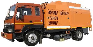 Sweeper Truck Manufacturers