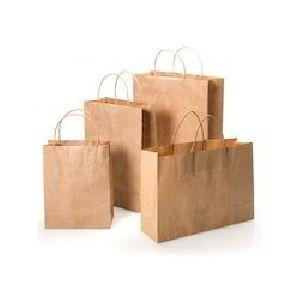 Hotel Parcel Paper Bags