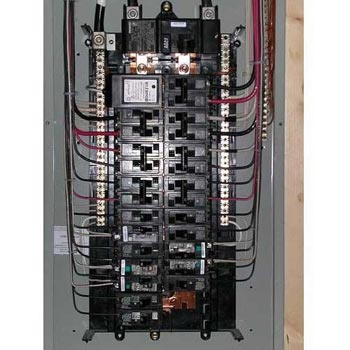 Electrical Panel Wiring Harness