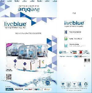 Liveblue RO Water Purifier