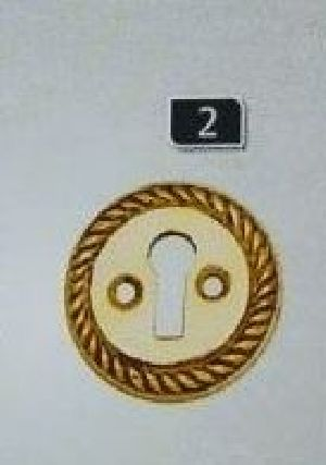 Geo Uncovered Door Keyhole