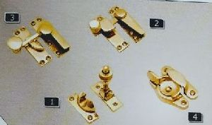 Sash Window Fastener