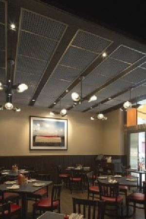 Acoustic Wall & Ceiling Panels