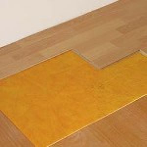 Insulated Floating Floor 04