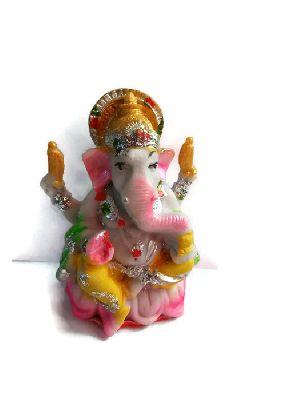 Fibre Ganesh Statues