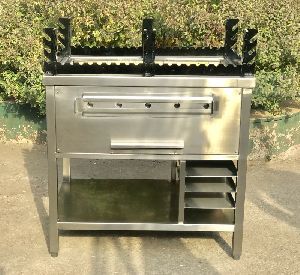 Stainless Steel Robata Barbeque