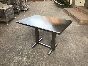 Stainless Steel Dinning Table 02