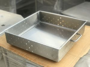 Stainless Steel Enzyme Tray