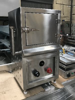 Stainless Steel Gas Idli Steamer