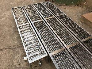 Stainless Steel Heavy Duty Drain Grating
