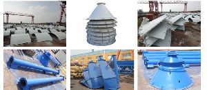 Bolted Cement And Fly Ash Silo Sapre Parts 09