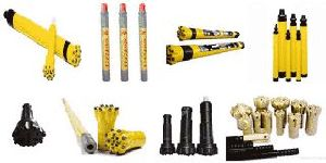 Integral Drill Rod 03
