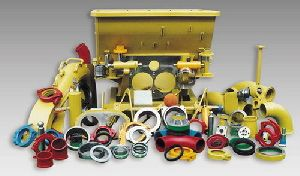 Concrete Pump Spares Parts