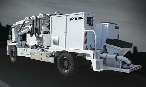 Schwing Shotcrete Machine 01