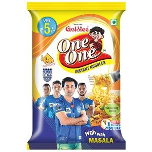 One One Masala Noodles