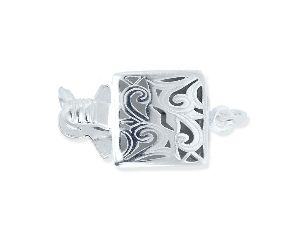 Silver Clasps 06