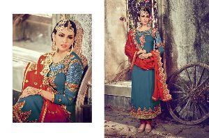 25029 Tamanna Semi Stitched Suit