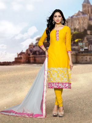 26109 Zaynah Semi Stitched Suit