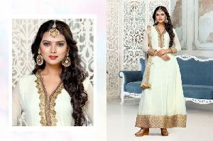 26113 Zaynah Semi Stitched Suit