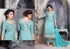 26418 Siya Unstitched Suit