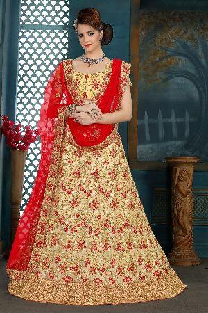 26499 Bridal Lehenga Choli